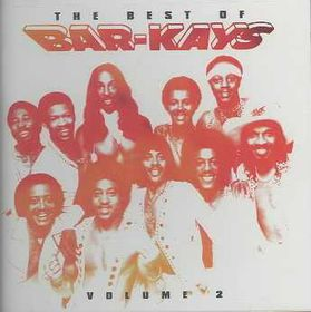 Bar-Kays - Best Of The Bar - Kays - Vol.2 (CD)
