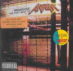 Madhouse:the Very Best of Anthrax - (Import CD)