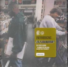 Endtroducing - (Import CD)