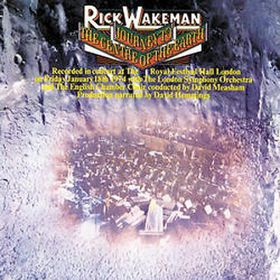 Rick Wakeman - Journey To The Centre Of The Earth (CD)