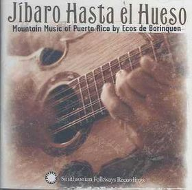 Mountain Music of Puerto Rico - (Import CD)