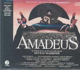 Amadeus (OST) - (Import CD)
