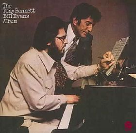 Tony Bennett & Bill Evans Album - (Import CD)