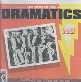 Dramatics - Best Of The Dramatics (CD)
