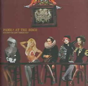 Panic At The Disco *** - Fever You Can't Sweat Out (CD)