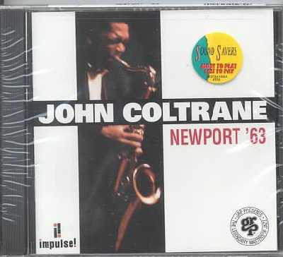 Image result for john coltrane newport