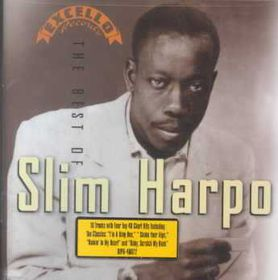 Slim Harpo - Best Of Slim Harpo (CD)