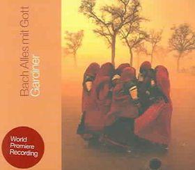 Monteverdi Choir/ English Baro - Alles Mit Gott (CD)