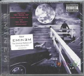 Eminem - Slim Shady LP - Explicit (CD)
