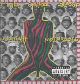 A Tribe Called Quest - Midnight Marauders (CD)
