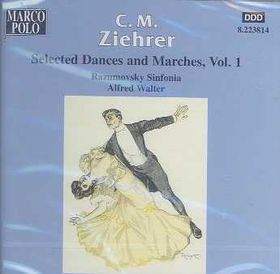 Razumovsky Symphony Orchestra - Selected Dances & Marches Vol. 1 (CD)