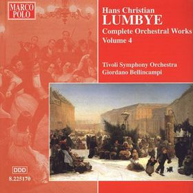 Lumbye:Orchestral Works Vol 4 - (Import CD)