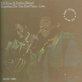 Bobby Blue Bland - Together For The First Time - Live! (CD)