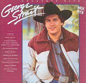 George Strait - Greatest Hits (CD)