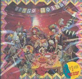 Oingo Boingo - Dead Man's Party (CD)