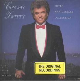 Conway Twitty - Silver Anniversary Collection (CD)