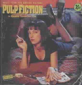Original Soundtrack - Pulp Fiction (CD)