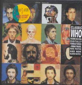 Face Dances - (Import CD)