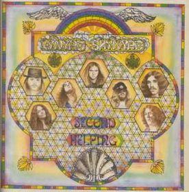 Lynyrd Skynyrd - Second Helping (CD)