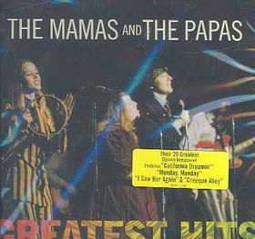 Mamas & Papas - Greatest Hits (CD)