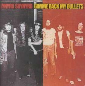 Lynyrd Skynyrd - Gimme Back My Bullets (CD)