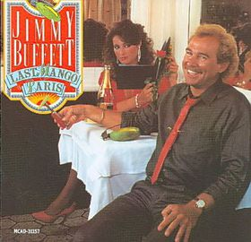 Jimmy Buffett - Last Mango In Paris (CD)