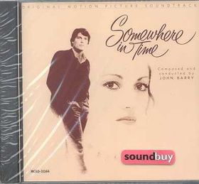 Original Soundtrack - Somewhere In Time (CD)