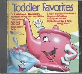 Toddler Favorites - (Import CD)