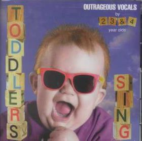 Toddlers Sing - (Import CD)
