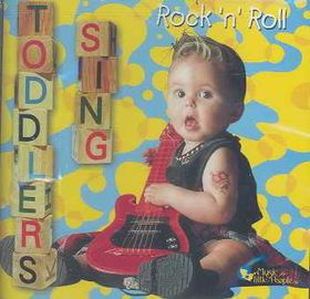 Toddlers Sing Rock N Roll - (Import CD)