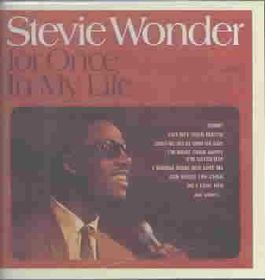Wonder, Stevie - For Once In My Life (CD)