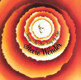 Wonder, stevie - Songs In The Key Of Life (CD)