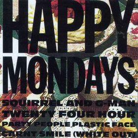 Happy Mondays - Squirrel And G - Man (CD)
