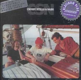 Crosby, Stills & Nash - Crosby, Stills & Nash (CD)