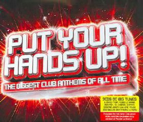 Put Your Hands Up - Put Your Hands Up (CD)