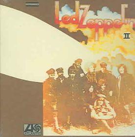 Led Zeppelin - Led Zeppelin II - Vinyl Replica Edition (CD)