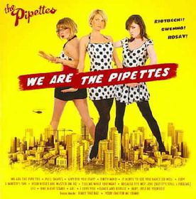 We Are the Pipettes - (Import CD)