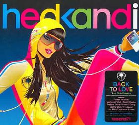 Hed Kandi Presents Back To Love - Hed Kandi Presents Back To Love (CD)
