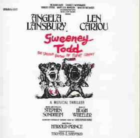 Sweeney Todd (OST) - (Import CD)