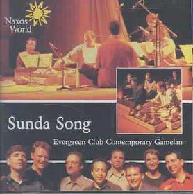 Evergreen Club Cont Gamelan - Sunda Song (CD)