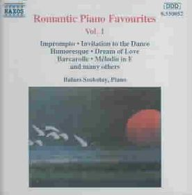 Romantic Piano Favourites - Vol.1 - Various Artists (CD)
