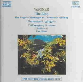 Wagner:Ring Highlights - (Import CD)