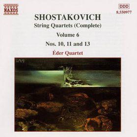 Eder Quartet - String Quartets - Vol.6 (CD)