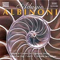 Adagio Albinoni - Various Artists (CD)