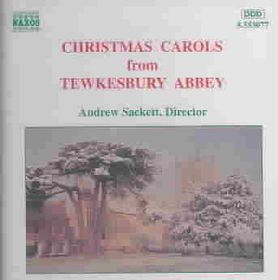 Christmas Carols from Tewkesbury Abbe - (Import CD)
