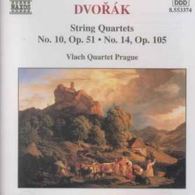 Vlach Quartet Prague - String Quartets Nos.10 & 14 (CD)