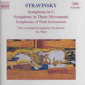 New Zealand Symphony Orchestra - Symphonies In C / 3 Movements (CD)