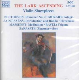 Lark Ascending:Violin Showpieces - (Import CD)
