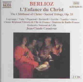 Valerie Lagrange - L' Enfance Du Christ (CD)