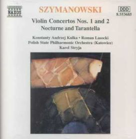 Konstanty Kulka - Violin Concertos Nos.1 & 2 / Nocturne & Tarantella (CD)